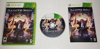 Saints Row IV (Microsoft Xbox 360, 2013)(Complete)(Tested)