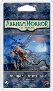 Arkham Horror The Card Game The Labyrinths of Lunacy Scenario Pack FFG