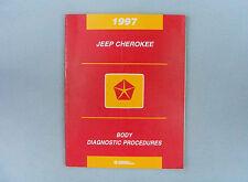 Body Diag. Proced., ACM/CMTC/IC/RKE/Comm., 1997 Jeep Cherokee (XJ), 81-699-96096