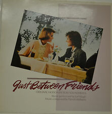 "PATRICK WILLIAMS - JUST BETWEEN FRIENDS 12"" LP (S954)"