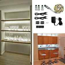 LED Lighting Complete Kit-Cool White-Cut and Connect LED Strip Lights