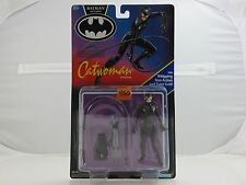 Batman Returns CATWOMAN Action Figure With Whip NEW 1991 Kenner