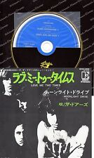 "CD SINGLE The DOORS	Love Me Two Times 2-track - Japan 7"" Replica - 	Moonlight"