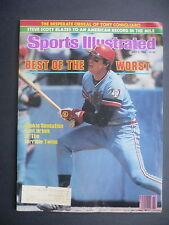 Sports Illustrated July 5, 1982 Kent Hrbek Twins MLB Conigliaro Scott Jul '82