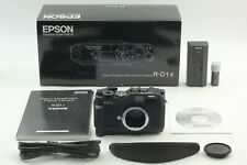 【ALMOST UNUSED in BOX】Epson R-D1X 6.1MP Digital Camera +Grip M Mount From JAPAN