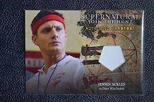 Supernatural Seasons 4-6 M03 Jensen Ackles as Dean Wardrobe Costume Trading Card
