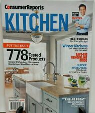 Consumer Reports Kitchen September 2016 778 Product Testing FREE SHIPPING