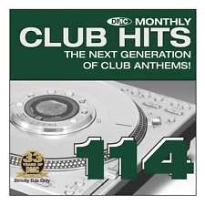 DMC Club Hits Issue 114 Chart Dance Clubbing DJ Music CD