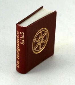 """Minibuch """"Das Heiligenstädter Schloß"""""""