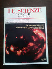 LE SCIENZE n.338 - Ottobre 1996 (all'interno dell'inserzione c'è l'indice)