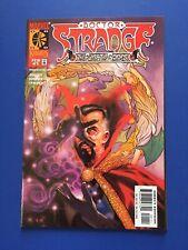 Doctor Strange (Marvel, Feb. 1999 4th Series) #1 Jolley, Harris, Snyder