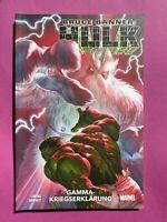 Bruce Banner .. Hulk 6/2021 .. Gamma-Kriegserklärung ..  Marvel Panini .. NEU !!