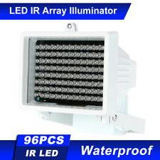 96LED Infrared IR Illuminator Lamp Night Vision Waterproof CCTV Camera Lights