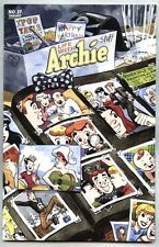 Life With Archie #37-2014 nm last issue / Jill Thompson Variant cover / Death Of