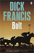 BOLT BY DICK FRANCIS, PAPERBACK BOOK (A FORMAT) NEW