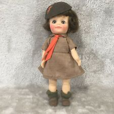 "Vintage 1965 Effanbee 8 1/2"" Official Brownie Doll"