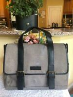 Dooney & Bourke Hunter Messenger brief bag  mens  (700