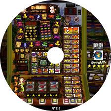 Fruit Machine Emulator Simulator DVD V2.6 Slot Game (Older Windows Version)