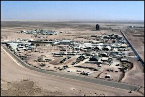 Maintenance City at Prince Sultan Air Base, Saudi Arabia 2000 #2 8x12 Photo