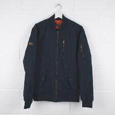 Vintage SUPERDY Navy Blue 23RD Squadron Jacket Size Mens XXL /R49020
