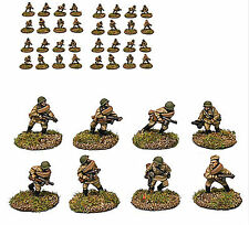 Forged in Battle Russian SMG Platoon x 40 figures 15mm 1/100 Flames of War
