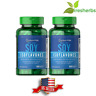 NON-GMO SOY ISOFLAVONES 750 MG WOMEN'S MENOPAUSE HOT FLASHES SUPPLEMENT 240 CAPS