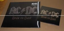 AC/DC -- ROCK OR BUST LP VINYL + CD - + 45 Trs ROCK OR BUST - COLLECTOR NEUF