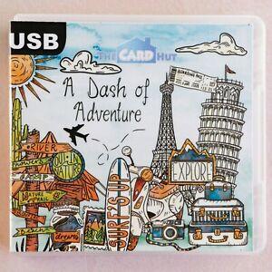The Card Hut -  A Dash of Adventure USB