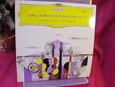 "DGG LPE17171 10"" record Beethoven Septet Es-dur op.20 Berlin Philharmonic Exc-NM"