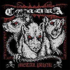 CENDRA - CD - Metal Punk