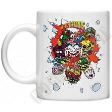 Madballs Slobulus Screamin Meamie Retro Movie Film Novelty Tea Coffee Mug Cup