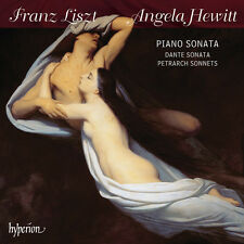 Liszt / Hewitt - Pno Son Dante Son Petrarch Sonnets [New CD]