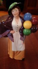 "Royal Doulton FIGURINE Balloon Lady 76486 8 1/2"" tall"
