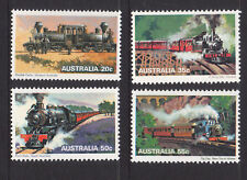 1979 Australian Steam Locomotives (MUH)