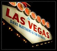Dave Matthews & Tim Reynolds - Live in Las Vegas [New & Sealed] 2CDs