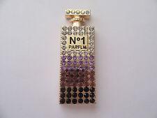 Alliage d'or À faire soi-même Flatback bouteille de parfum Cabochon Strass À faire soi-même téléphone 3D DECO