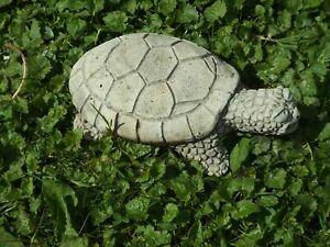 Latex Mould  to make Garden Ornament Statue Smiley Turtle Concrete