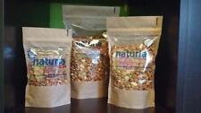 500g Bitter & Sweet Raw Apricot Kernels Natiral Vitamin B17 ECO BAG + chia seeds