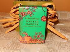 Crabtree & Evelyn Winter Garden Home Fragrance Oil RARE NIB