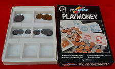 Galt Toys: Play Money Set - Incomplete Condition / Boxed!