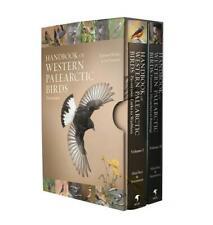 Handbook of Western Palearctic Birds: Passerines von Hadoram Shirihai (Gebundene Ausgabe)