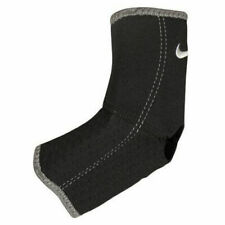 Nike Ankle Support Sleeve Black Slip On Sports Fitness R