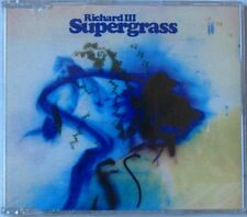 SUPERGRASS  Richard III  MAXI CD JEWELL CASE   NEW SEALED
