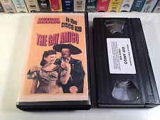 The Gay Amigo Rare Western VHS 1949 OOP Duncan Renaldo Cisco Kid Lee Carrillo