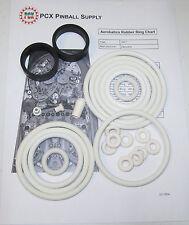 1977 Zaccaria Aerobatics Pinball Machine Rubber Ring Kit