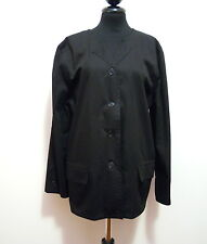 LUISA SPAGNOLI Women's Jacket Cotton Cotton Woman Jacket Sz. L - 46