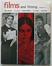 Burt Lancaster Claudia Cardinale Alain Delon Katharine Hepburn Stanley Kubrick