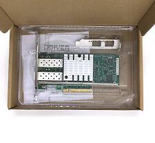 Intel X520-DA2 10 Gigabit 10GBe SFP Dual Port Ethernet Server Network Adapter