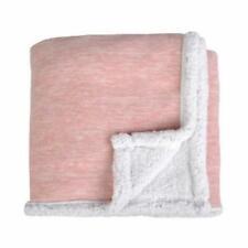 Dog Throw - Hygge Heather Fleece Blanket - Wondershop, Pink