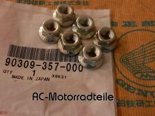 HONDA CB 550 Four k3 k4 Dadi Set dischi freno fissaggio Nut Set BRAKE DISC